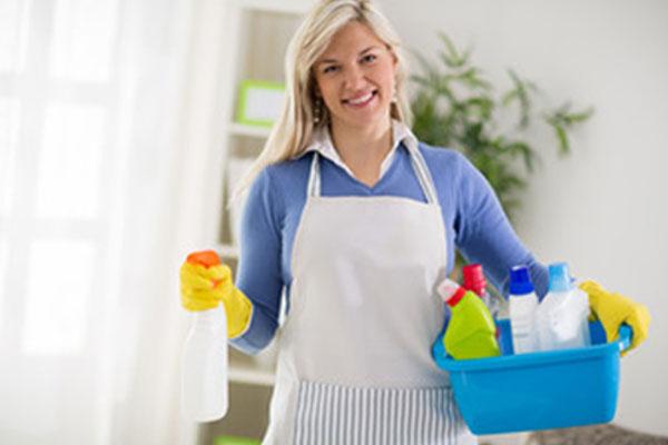 servicio doméstico de limpieza por horas en Madrid tentable